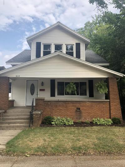 Single Family Home For Sale: 930 Powers Avenue NW