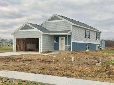Shelby Single Family Home For Sale: Lot 3 Beretta