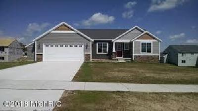Caledonia Single Family Home For Sale: Lot 63 Eagle Dr