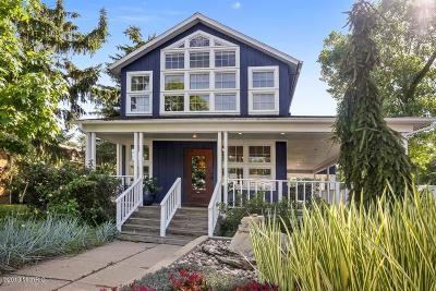Harbert, Lakeside, New Buffalo, Sawyer, Three Oaks, Union Pier Single Family Home For Sale: 419 S Whittaker Street