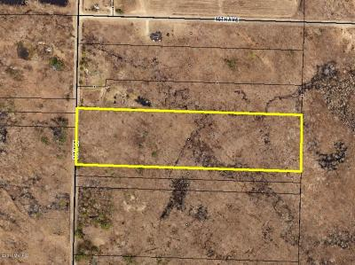 Covert Residential Lots & Land For Sale: 40609 76th Street