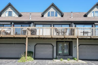 Coloma, Watervliet Condo/Townhouse For Sale: 5795 Beech Avenue #39