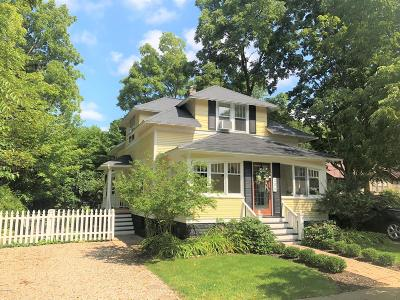 Saugatuck, Douglas Single Family Home For Sale: 234 Francis Street
