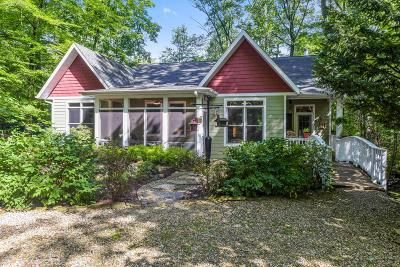 Harbert, Lakeside, New Buffalo, Sawyer, Three Oaks, Union Pier Single Family Home For Sale: 7301 Horseshoe Drive