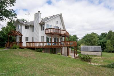White Cloud Single Family Home For Sale: 1680 S Locust Avenue