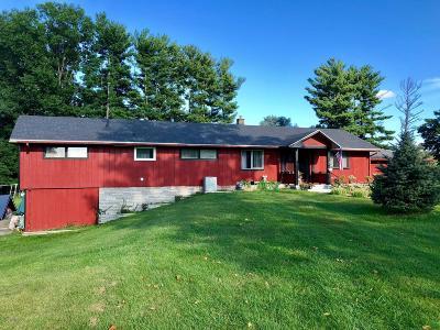 St. Joseph County Single Family Home For Sale: 55081 Buckhorn Road