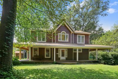 Benton Harbor, Bridgman, Harbert, New Buffalo, Sawyer, St. Joseph, Stevensville, Union Pier, Paw Paw Single Family Home For Sale: 16410 Third Street