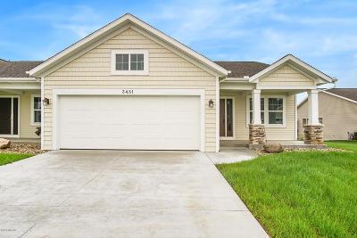Hamilton Condo/Townhouse For Sale: 3485 S Riverwalk Drive #12