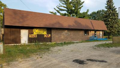 Barryton MI Commercial For Sale: $59,000
