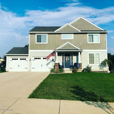 Caledonia Single Family Home For Sale: 4549 Green Meadow Drive