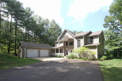 Allegan Single Family Home For Sale: 3635 Bayview Drive