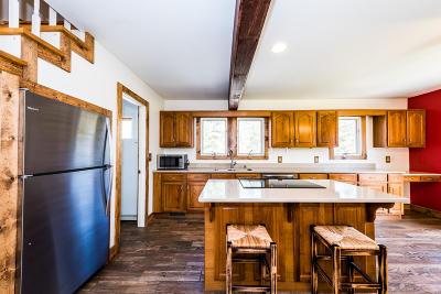 Harbert, Lakeside, New Buffalo, Sawyer, Three Oaks, Union Pier Single Family Home For Sale: 12340 Flynn Road