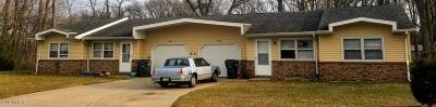 Stevensville Multi Family Home For Sale: 3967 Reinhardt Drive