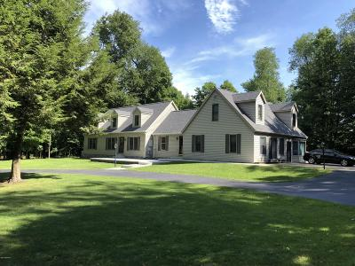 Ludington Single Family Home For Sale: 3520 N Stearns