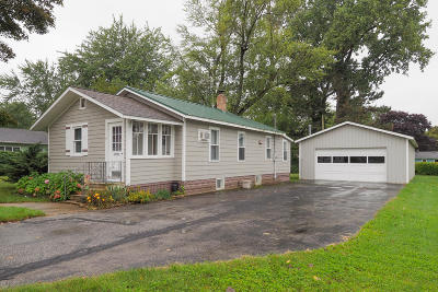South Haven Single Family Home For Sale: 1002 St Joseph Street