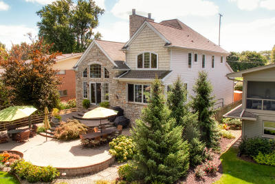 Battle Creek Single Family Home For Sale: 646 Country Club Drive