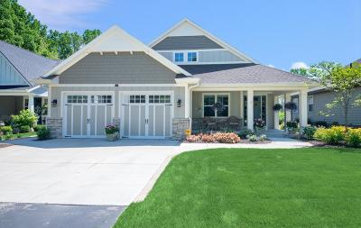 Benton Harbor Single Family Home For Sale: 186 Morning Walk Path
