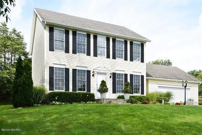 Coloma Single Family Home For Sale: 3226 Bluebird Lane