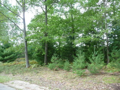 Canadian Lakes Residential Lots & Land For Sale: 6316 Cedar Trace #32
