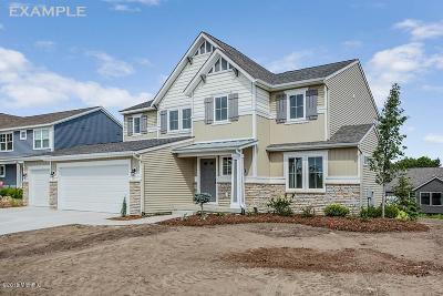 Hudsonville Single Family Home For Sale: 3534 Jamesfield Drive