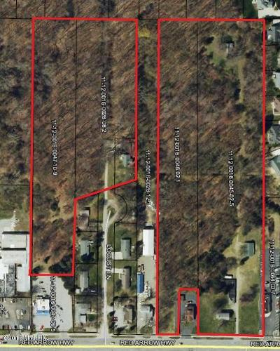 Stevensville Residential Lots & Land For Sale: 4500-4600b Red Arrow Highway