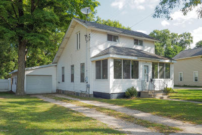 Otsego Single Family Home For Sale: 230 W Morrell Street
