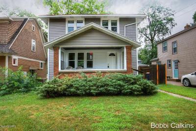 Single Family Home For Sale: 1720 Silver Avenue SE