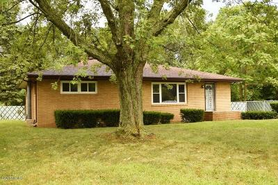 Benton Harbor Single Family Home For Sale: 583 Eloise Drive