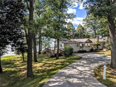 Newaygo Single Family Home For Sale: 9383 S Catalpa Avenue #B