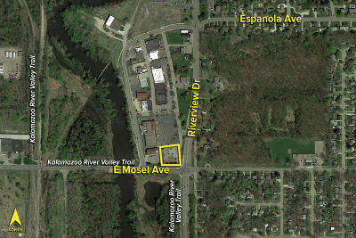 Kalamazoo County Residential Lots & Land For Sale: 850 S Riverview Drive