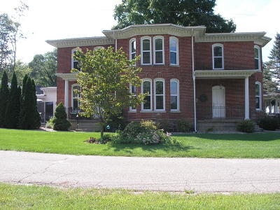 St. Joseph County Single Family Home For Sale: 480 Centreville Road