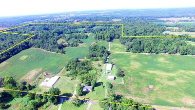 Cass County Single Family Home For Sale: 54542 Penn Road