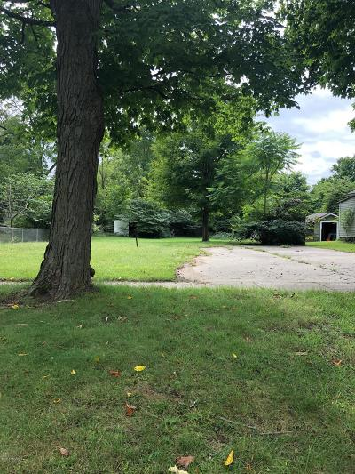Allegan County Residential Lots & Land For Sale: 211 W Morrell Street