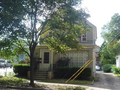 Kalamazoo Multi Family Home For Sale: 1128 Newell Place