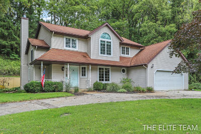 Lowell Single Family Home For Sale: 1687 Gee Drive SE