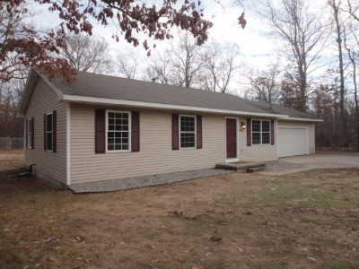 Montague Single Family Home For Sale: 11602 Old Us Hwy 31