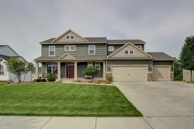 Allendale Single Family Home For Sale: 10975 Waterpoint Drive