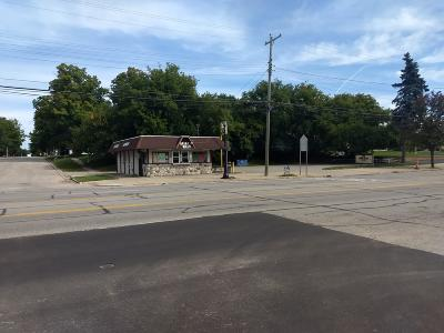 Evart Commercial For Sale: 214 W 7th Street