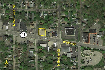 Kalamazoo County Residential Lots & Land For Sale: 1824 W Main Street