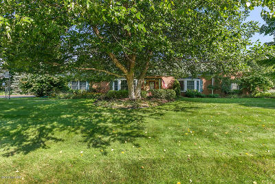 Greenville Single Family Home For Sale: 514 W Grant Street