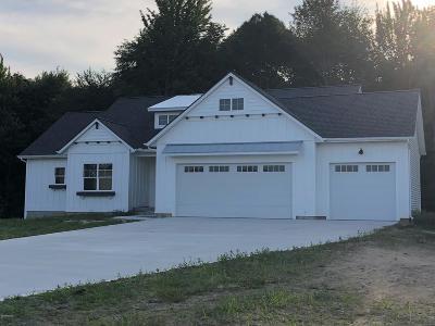 Hudsonville Single Family Home For Sale: 6326 Eaglewood Drive #Lot 7