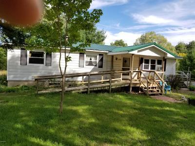 Evart Single Family Home For Sale: 13042 N 70th Avenue