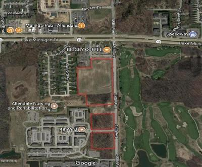 Residential Lots & Land For Sale: 11125 48th Avenue