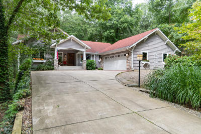 Kalamazoo Single Family Home For Sale: 3778 Hathaway Road