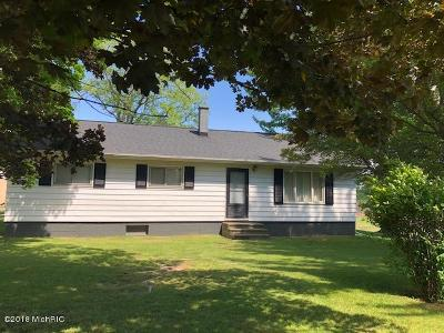 Dowling Single Family Home For Sale: 9757 North Avenue
