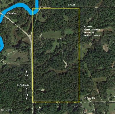 Residential Lots & Land For Sale: 3415 S Porter Road