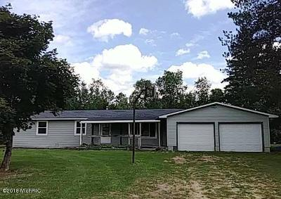 Clare County Single Family Home For Sale: 2140 Pine Crescent Drive