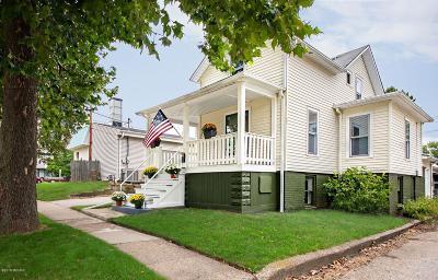 St. Joseph Single Family Home For Sale: 711 Jones Street