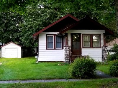 Parchment Single Family Home For Sale: 514 Wilson