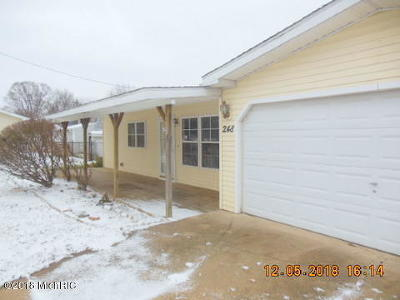 Springfield Single Family Home For Sale: 248 N 27th Street